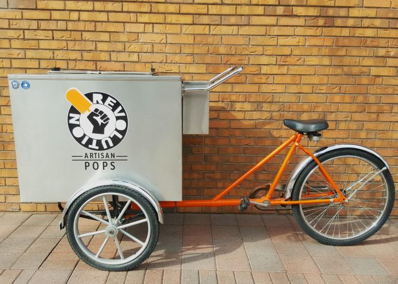 Revolution Artisan Pops Popcycle