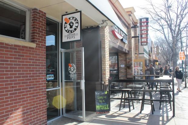 Revolution Artisan Pops Storefront
