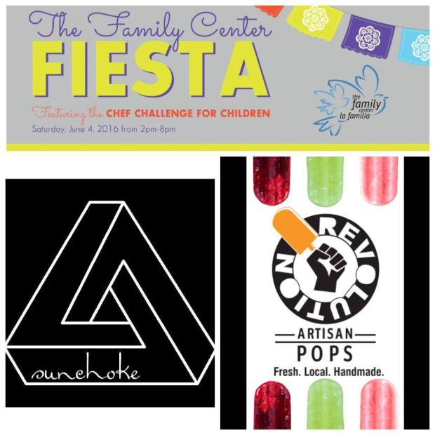 Revolution Artisan Pops La Familia Fiesta Chef Challenge for Children