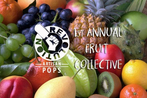 Revolution Artisan Pops 1st Annual Fruit Collective popsicles fort collins